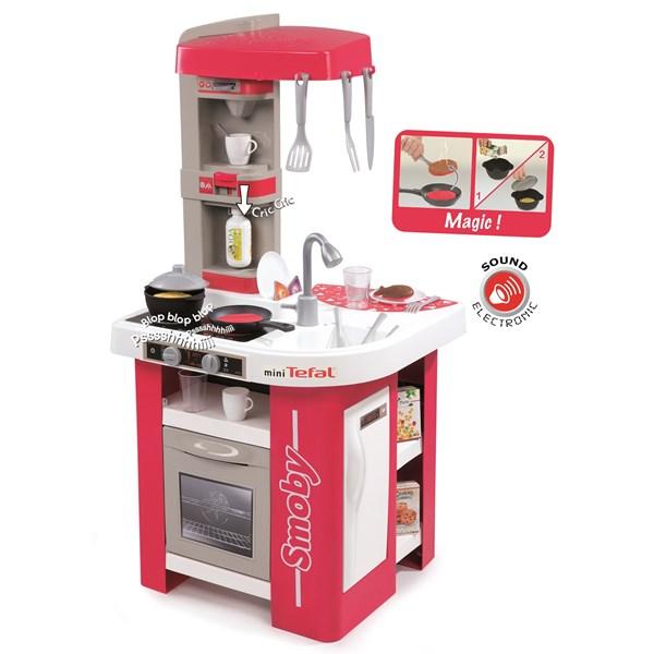 Tefal Studio kitchen  Smoby - rollek