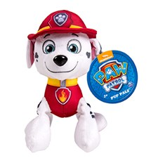 Paw Patrol, Basic Plush, Marshall