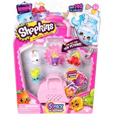 Shopkins set, 5-pack, Season 4