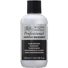 Professional Akryl Medium Flow Improver Winsor & Newton 125 ml