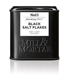 Mill & Mortar Krydda Svart Flingsalt 80 g