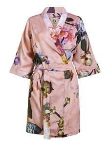 Essenza Home Fleur Kimono Bomulls Sateng Small Ros