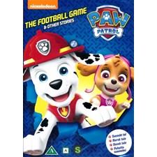 PAW Patrol - Säsong 3  Vol 1 - Fotbollsmatchen och andra äventyr 3fa463f67899b