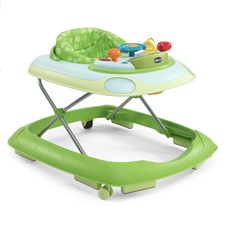 Lekstol Band Baby Walker, Green, Chicco