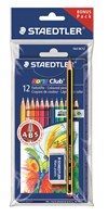 Fargeblyanter 12-pk, Staedtler Noris Club®