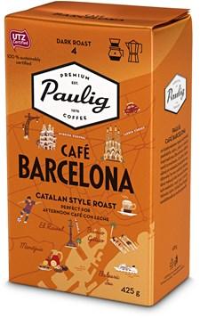 Paulig Cafe Barcelona Kaffe Malet 425 g