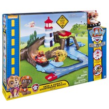 Skye & Zuma´s Lighthouse Rescue, Räddningsset, Paw Patrol