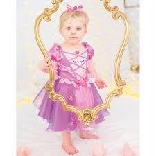 Deluxe kostyme, Rapunzel, 12-18 måneder, Disney Princess