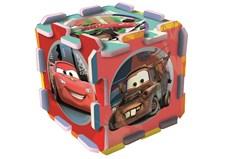 Mjukt golvpussel, Disney Cars