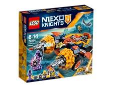 Axls dundergörare, LEGO Nexo Knights (70354)