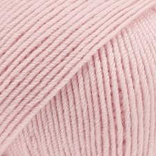 Baby Merino Garn Merinoull 50 g Powder pink (54) Drops