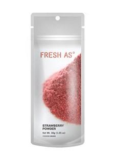 Fresh As Frystorkat Jordgubbspulver 30 g