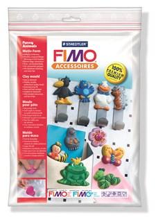 FIMO® tilbehør, form, Små bjørner