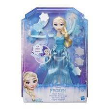Snow Powers Elsa, Disney Frost