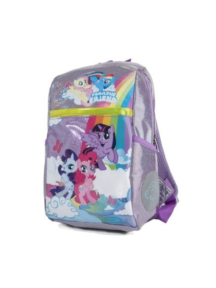 Ryggsäck Glitter, My Little Pony online | Adlibris