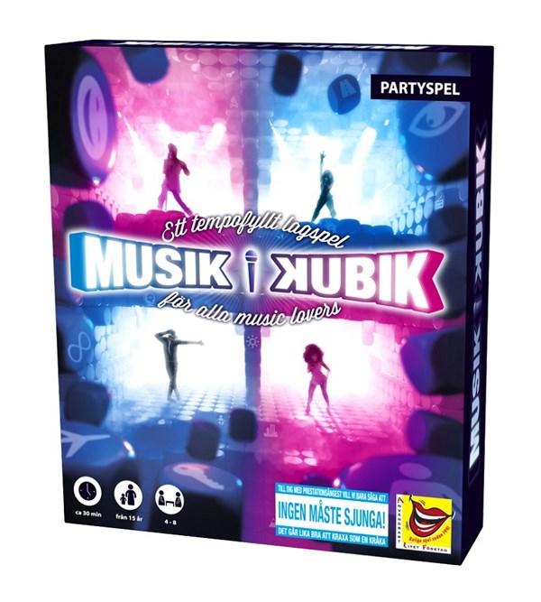 Musik i Kubik, Partyspel, ALF (SE)