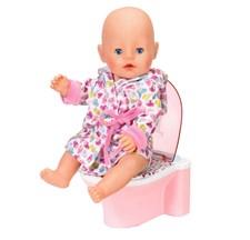 Rolig Toalett, Baby Born