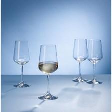 Villeroy & Boch Ovid White Wine Vinglas 4-pack Klar