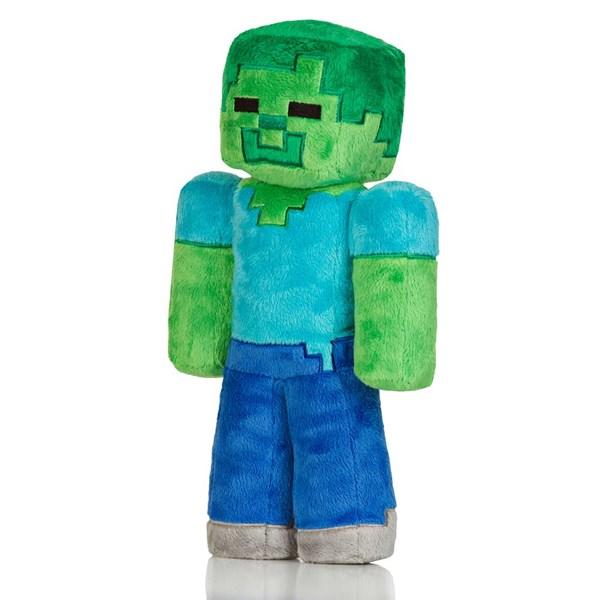 Minecraft Zombie Mjukisdjur  Jinx - gosedjur