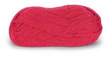 Du store Alpakka Tynn 50 g Rød 199