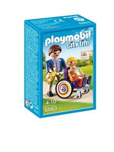 Barn i rullstol, Playmobil (6663)
