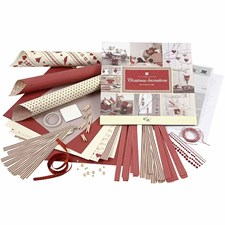 Materialset Julpynt 1 Paket