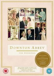 Downton Abbey - The weddings (3-disc)
