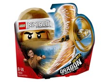 Gyllene drakmästare, LEGO Ninjago (70644)