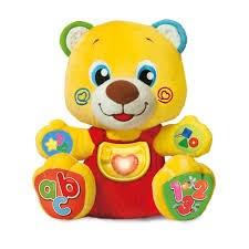 Teddy, Interaktiv nallebjörn, NO/DK, Clementoni
