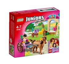 Stephanies Häst Och Vagn, LEGO Juniors (10726)