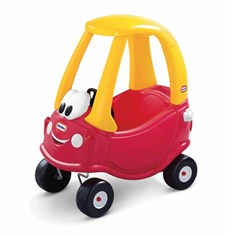 Cozy Coupe - Classic (30th anniversary), Little Tikes