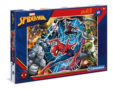 Pussel Maxi, Spiderman, 30 bitar, Clementoni
