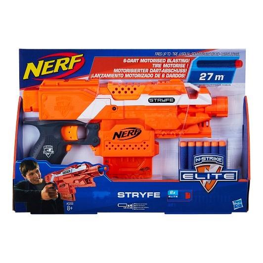 Nerf Elite N'strike Stryfe - uteleksaker & sportleksaker