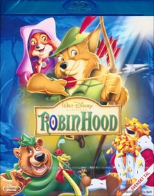 Disney Klassiker 21 - Robin Hood (Blu-ray)