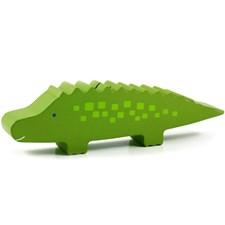 Sparbössa i trä Krokodil, Grön, Pearhead