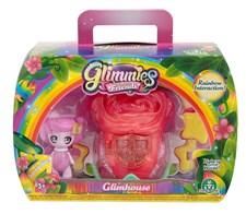 Rainbow Friends Glimhouse, Beelenia, Glimmies