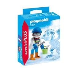 Konstnär med isskulptur, Playmobil SpecialPLUS (5374)