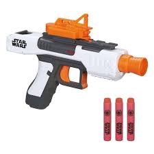 First Order Stormtrooper Blaster, Star Wars, NERF