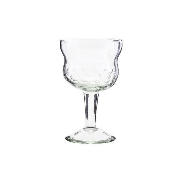 House Doctor Vintage Rödvinsglas 8 x 13 cm (klar) - glas