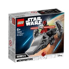 Sith Infiltrator Microfighter, LEGO Star Wars (75224)