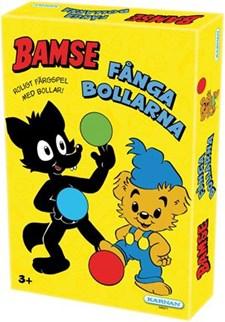 Bamse Fånga Bollarna, spel