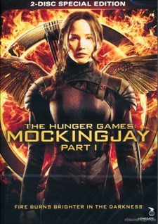 Hunger Games - Mockingjay Part 1