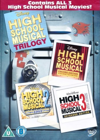 High School Musical - 3 Movie Collector's Set (3-disc)  Disney
