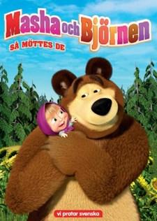 Masha och Björnen 1 - Så möttes de