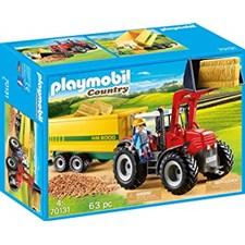 Traktor med släp, Playmobil (70131)