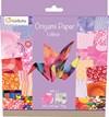 Origami Papper Lollipop, 20 x 20 cm, 60 ark, 70 g