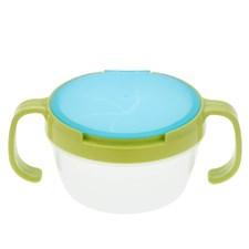 Snack Cup, Grön/blå, Virgel Kids