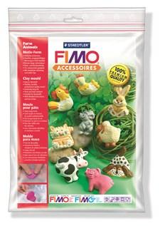 FIMO® tilbehør, form, Hjerter