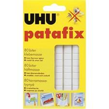 Häftmassa UHU Patafix 80 st