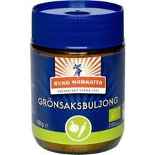 Kung Markatta Grönsaksbuljongpulver 130 g Eko